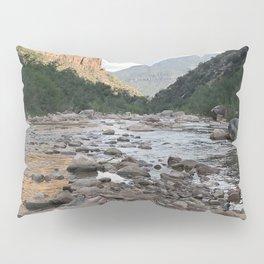 River of Rocks Pillow Sham