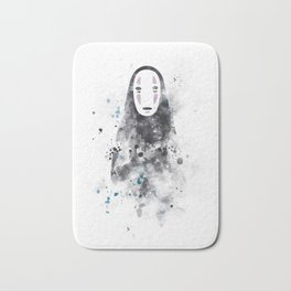 No Face Bath Mat
