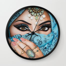 Areej Wall Clock