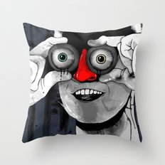 Roy Batty Throw Pillow