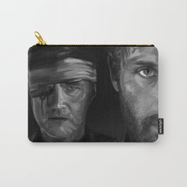 Rick and The Governor Carry-All Pouch