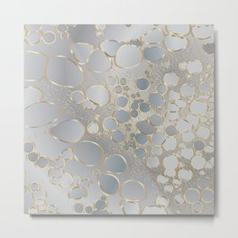 Abstract digital work Metal Print