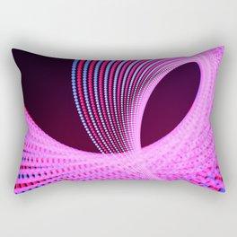 Light Experiments Part 1 Rectangular Pillow