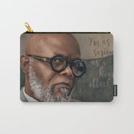 Samuel L. Jackson - Serious Carry-All Pouch