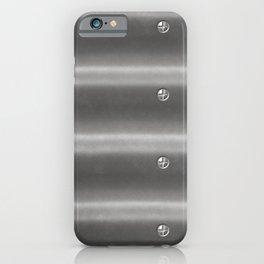 Corrugated Iron iPhone Case