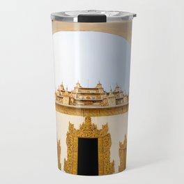 Golden Temple Travel Mug