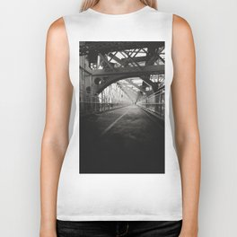 New York City: Williamsburg Bridge Biker Tank