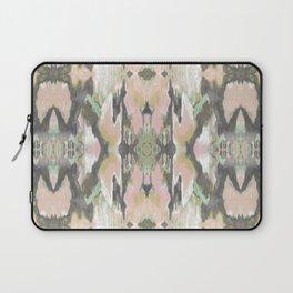 Pattern in Pale Pink & Grey Laptop Sleeve