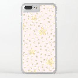 Asheville Native (Blend 03) Clear iPhone Case