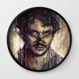 Acido Wall Clock