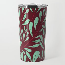 Leaves & Branches Travel Mug