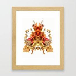 Samu Framed Art Print