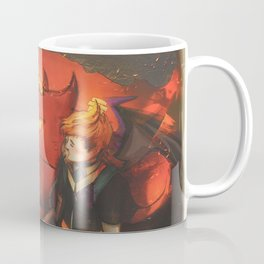 Care for you and Cry for you - [Mother 3] Coffee Mug