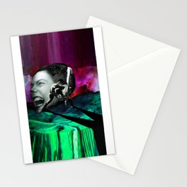 Anti-machina Stationery Cards