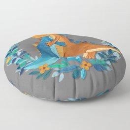 Dino Hugs Floor Pillow