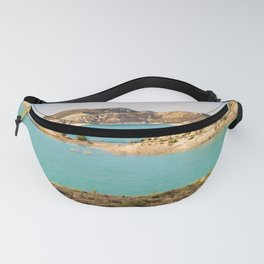 Turquoise Reservoir Fanny Pack