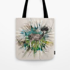 Greenspace Tote Bag