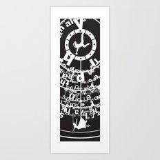 Bioshock Infinite The Circle Art Print
