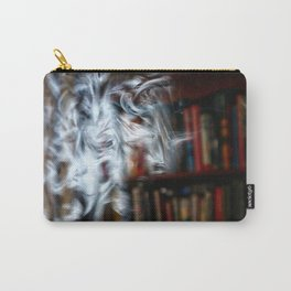 painting with Smoke - Dancing Horse Carry-All Pouch
