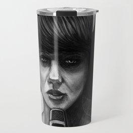 Singer of a Sad Song Travel Mug