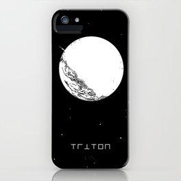TRITON iPhone Case