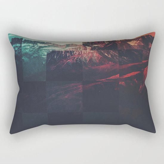 Fractions A80 Rectangular Pillow