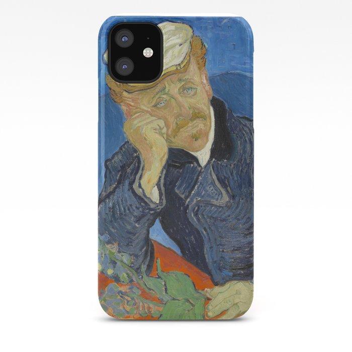 Vincent Van Gogh Dr Paul Gachet1890 Iphone Case By Fineearthprints