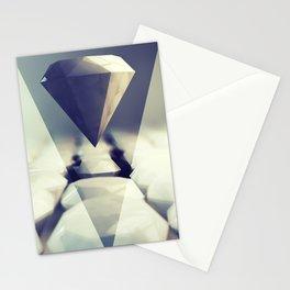 Diamond Rise Stationery Cards
