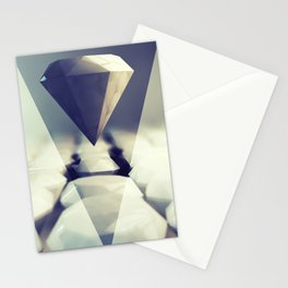 Diamond Rise Stationery Cards