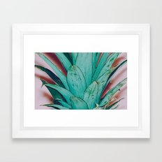 Pinapple Framed Art Print