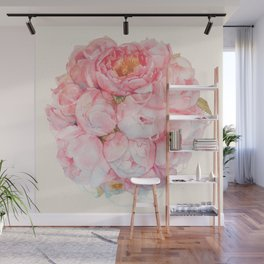 Tender bouquet Wall Mural
