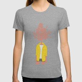 Woman Nature 4 T-shirt