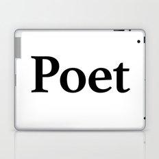 Poet Laptop & iPad Skin