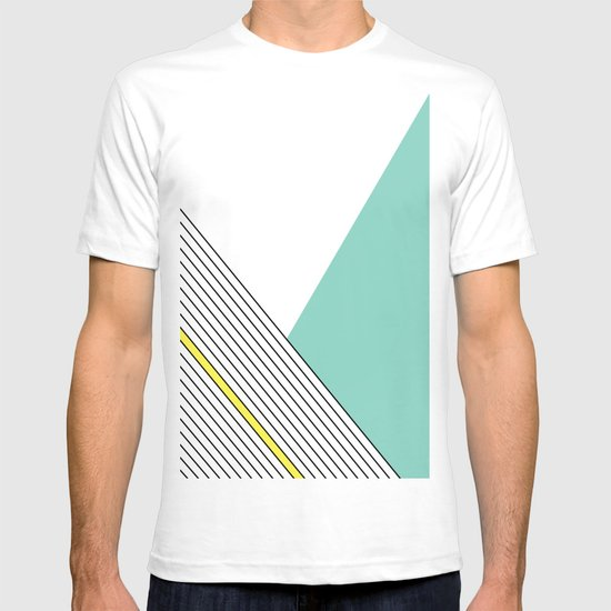 MINIMAL COMPLEXITY T-shirt