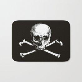 Skull and Crossbones | Jolly Roger Bath Mat