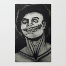Comedy Canvas Print