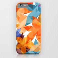 Geometric Floral II Slim Case iPhone 6s
