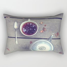 Morning Perk Rectangular Pillow