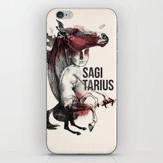 Zodiac serie: Sagittarius iPhone & iPod Skin