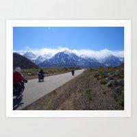Road to Wonder Art Print