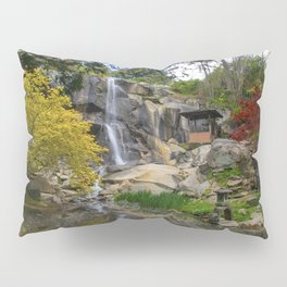 Waterfall at Maymont Park Pillow Sham