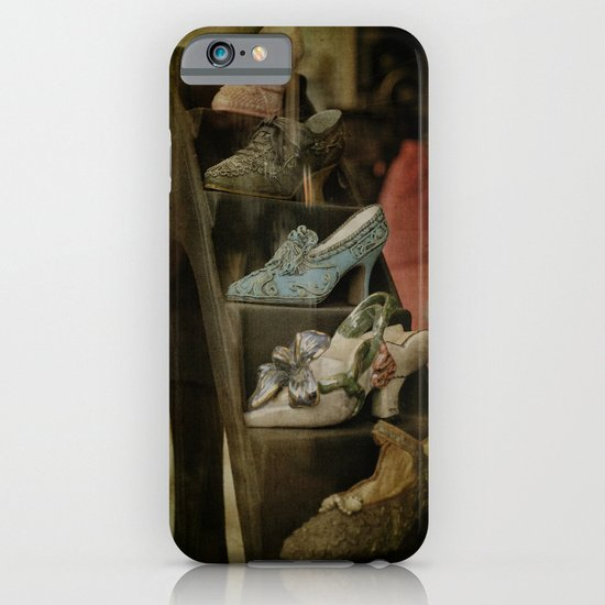 Old Time Shoes iPhone & iPod Case
