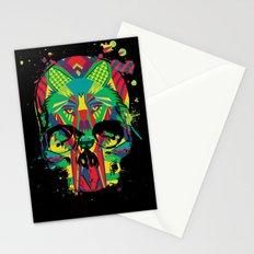 HowlinSkull Stationery Cards