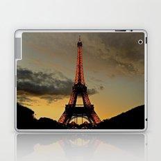 Tower Sunset Laptop & iPad Skin