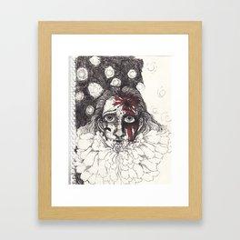 shot Framed Art Print