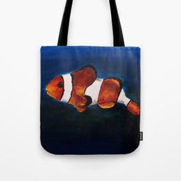 Just Off the Reef Tote Bag