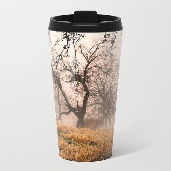 Natural Mystic in the Air Metal Travel Mug