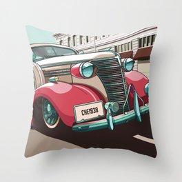Chevrolet 1938 Throw Pillow
