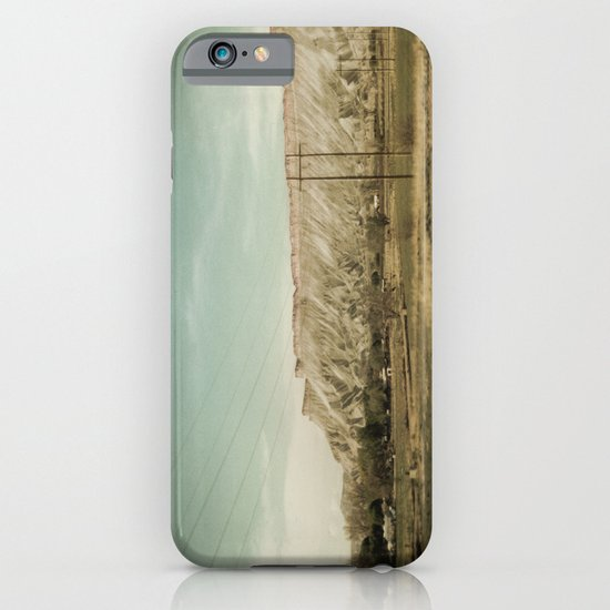Colorado Foothills iPhone & iPod Case