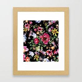 RPE FLORAL VI Framed Art Print